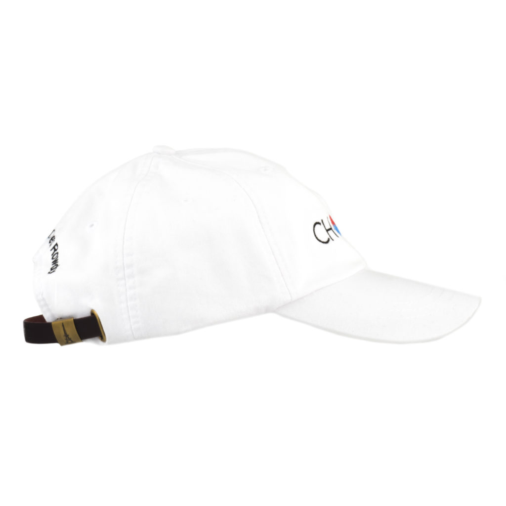 Whiteout Hat Right side