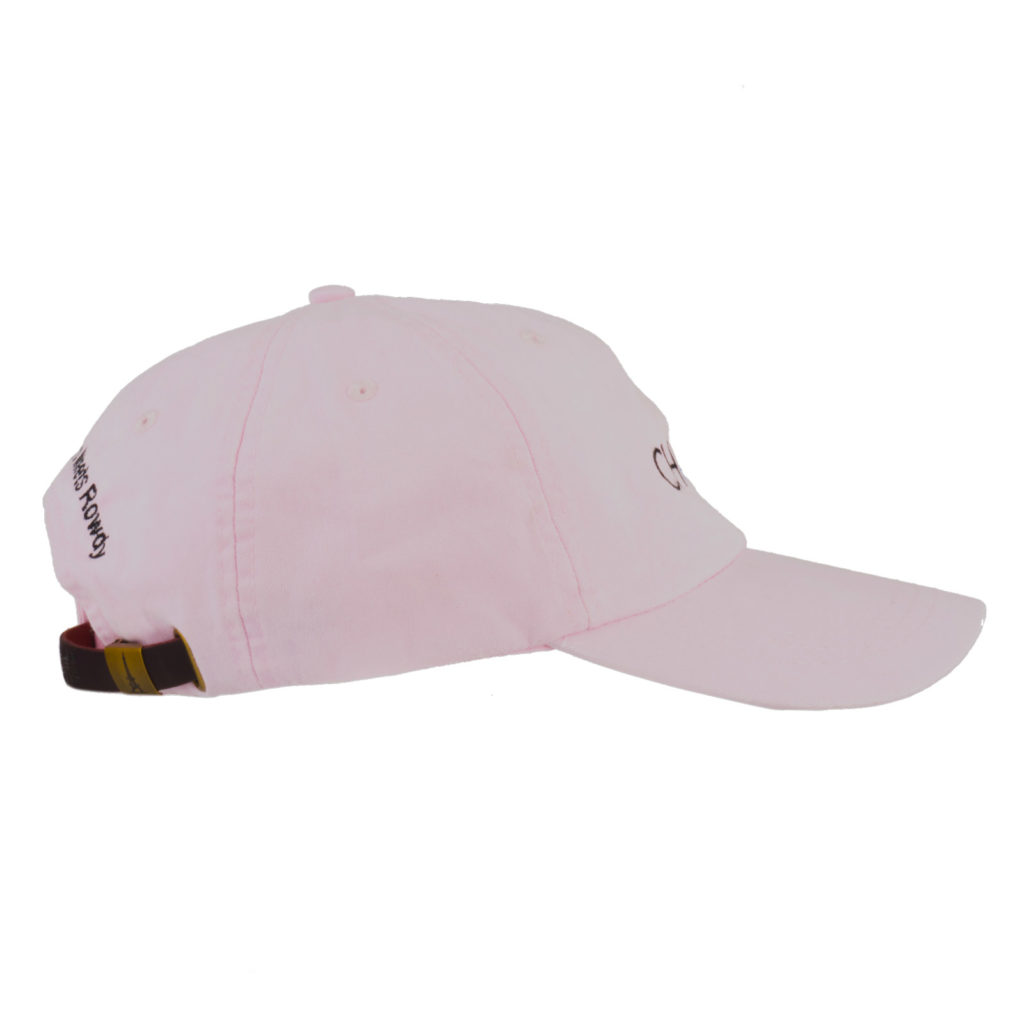 Pink Ballet Hat Right Side