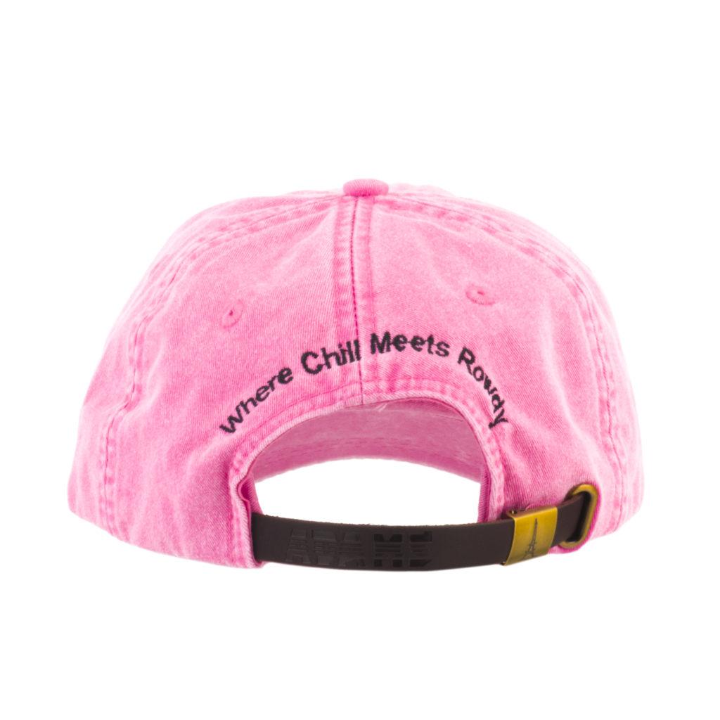 Sunrise Hat Back with Tagline